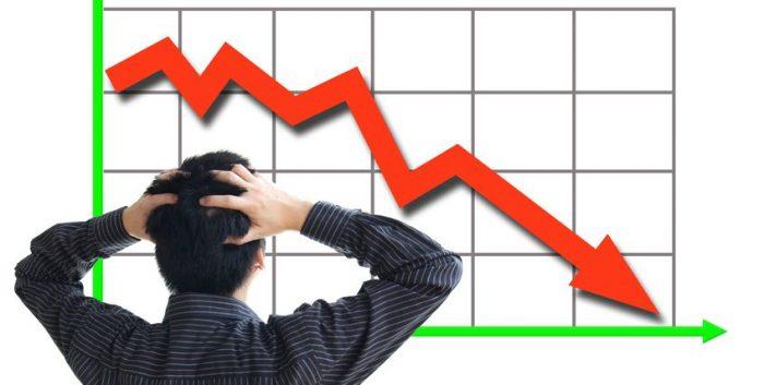 baisse des marchés